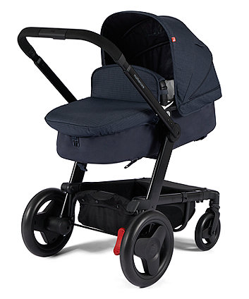 mothercare genie pushchair - slate