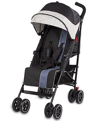 mothercare roll stroller - black stripe