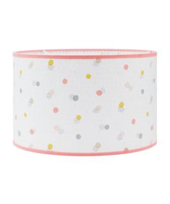 welcome home laser cut pink spot light shade