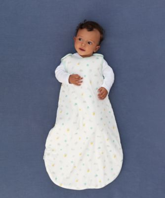 welcome home 2.5 tog mint sleep bag (2 pack) - 6-18 months