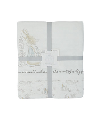 peter rabbit coverlet