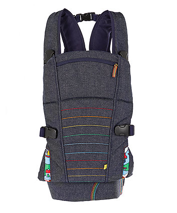 little bird 4 position baby carrier