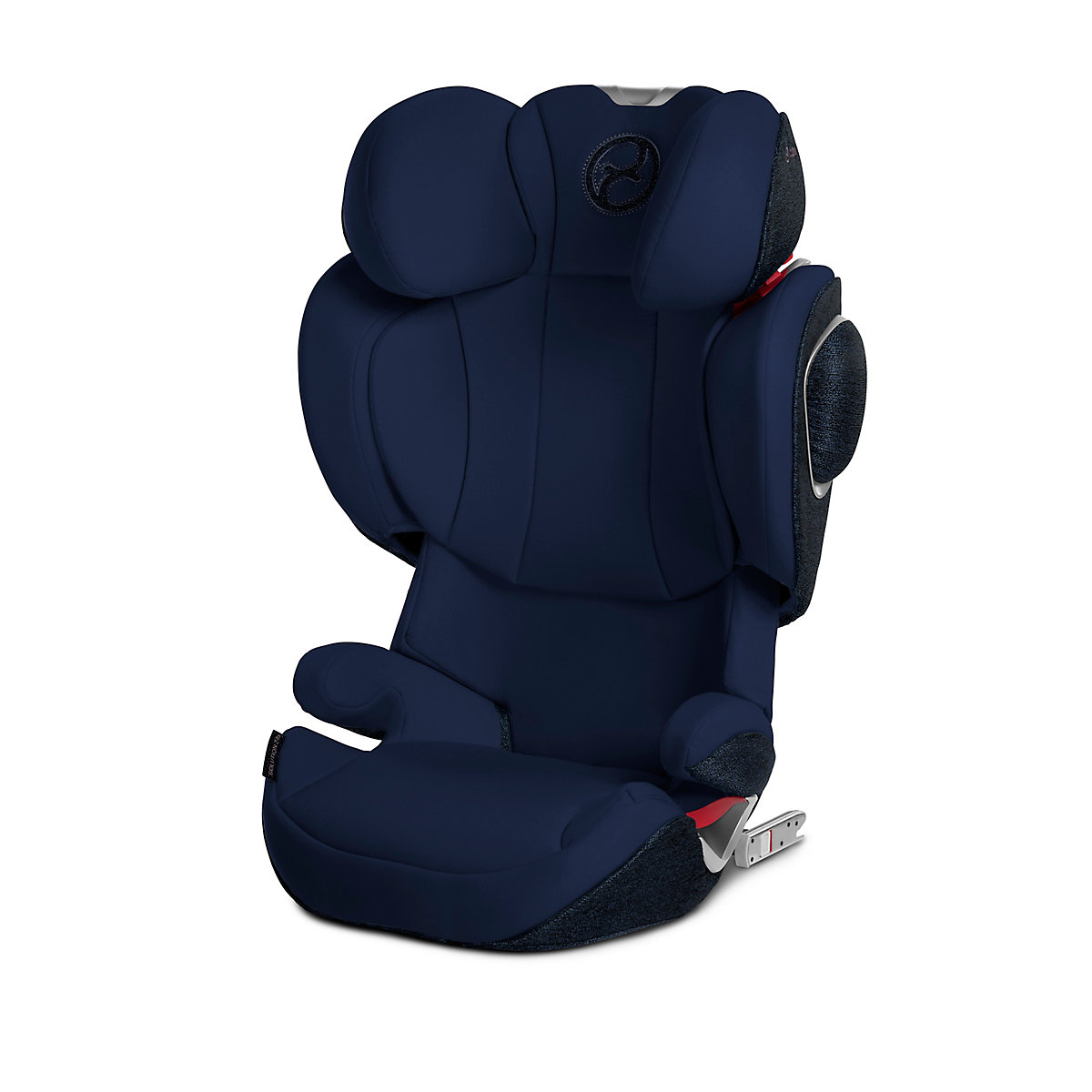 Cybex solution z fix highback booster - midnight blue