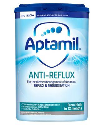 Aptamil anti-reflux from birth to 12 months 800g