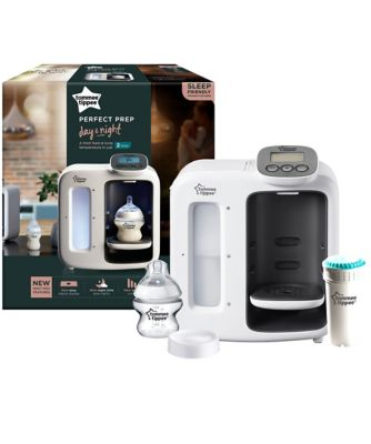 Tommee Tippee perfect prep day and night machine - white