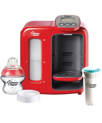 Tommee Tippee perfect prep day and night machine - red