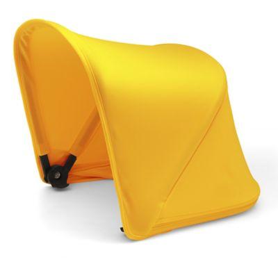 Bugaboo fox and cameleon³ plus sun canopy – sunrise yellow