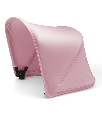 Bugaboo fox and cameleon³ plus sun canopy – soft pink