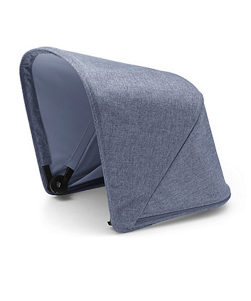 Bugaboo fox and cameleon³ plus sun canopy – blue melange