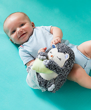 Summer Infant heartbeats soother - hedgehog