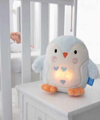 Gro percy the penguin light and sound sleep aid