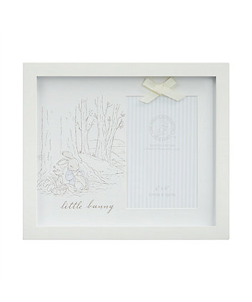 peter rabbit frame *exclusive to mothercare*
