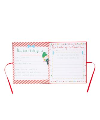 mothercare my christmas memory book