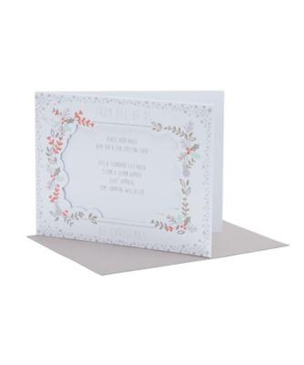luxury family frame cards