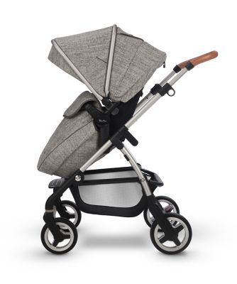 Silver Cross wayfarer pram and pushchair – camden *exclusive to mothercare*