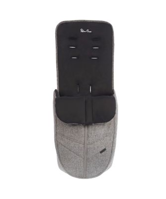 Silver Cross reflex luxury footmuff - brompton  *exclusive to mothercare*