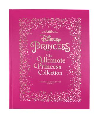Disney princess ultimate collection - deluxe personalised book