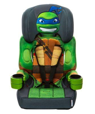 Kids Embrace® group 123 car seat teenage mutant ninja turtle leo