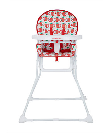 mothercare apple highchair