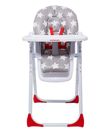 704f993a0ff mothercare highchair - star