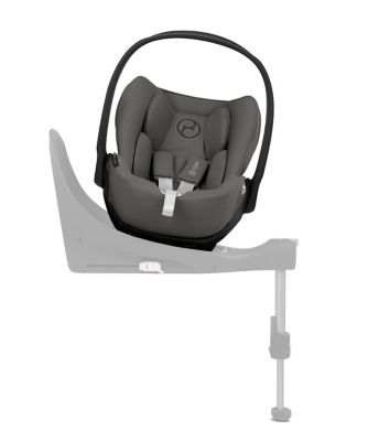 Cybex cloud z i-size baby car seat - manhatten grey