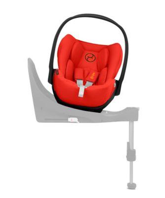 Cybex cloud z i-size baby car seat - autumn gold