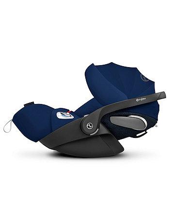 Cybex cloud z i-size baby car seat - midnight blue