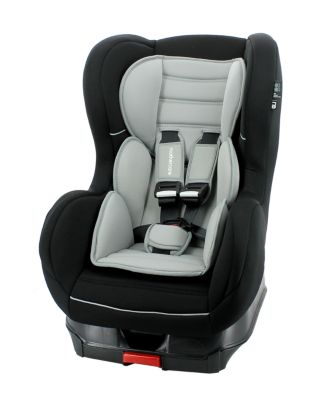mothercare sport ISOFIX car seat - black/grey