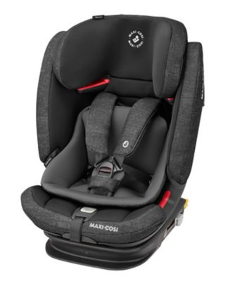 Maxi-Cosi titan pro high back booster - nomad black *exclusive to mothercare*