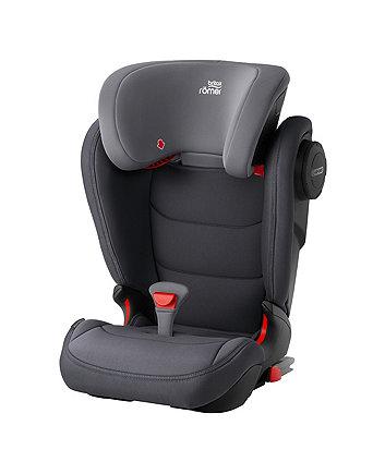 Britax Römer kidfix iii m car seat - storm grey