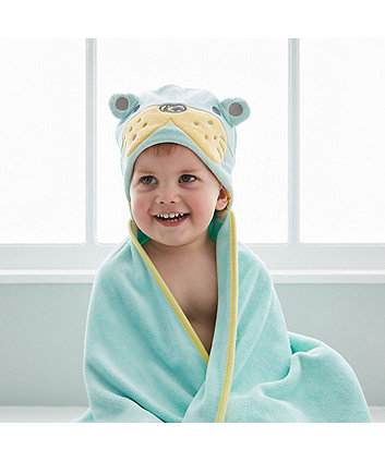 The Gro Company sam the sea lion grotowel hooded bath towel (6-48 months) *exclusive to mothercare*