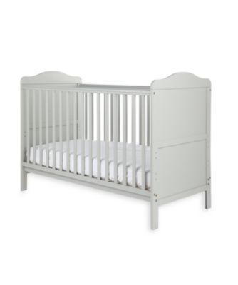Little Acorns winchester cot bed - grey