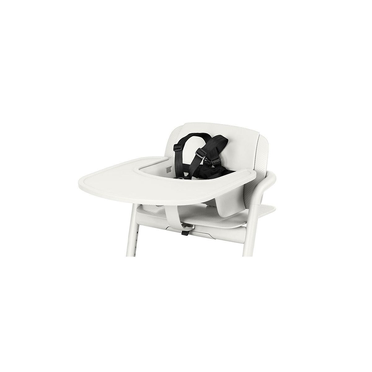 Cybex lemo porcelaine white tray