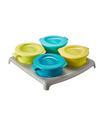 Tommee Tippee pop up freezer pots and tray