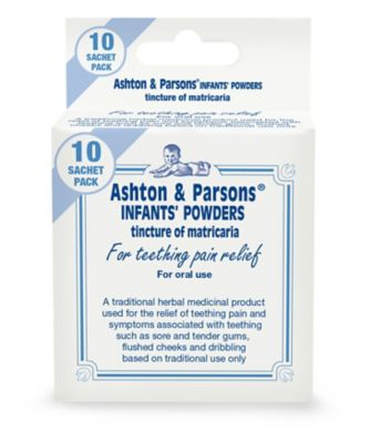 Ashton & Parsons infants powders 10's