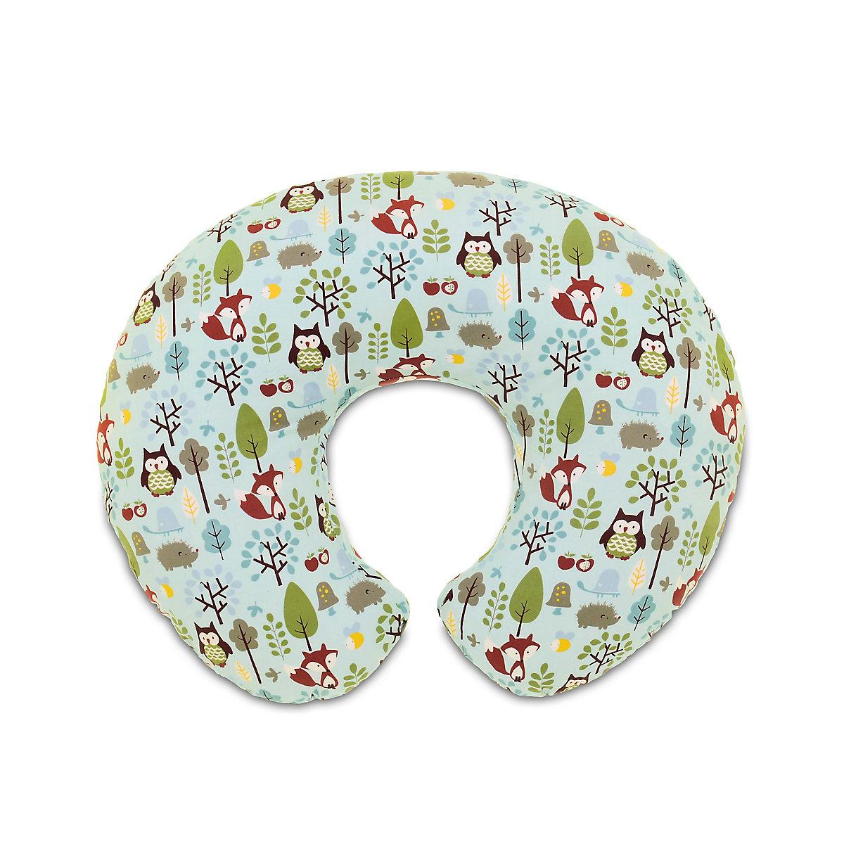 Chicco boppy pillow - woodsie