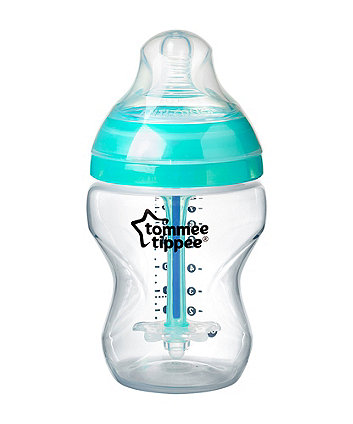 Tommee Tippee advanced anti-colic 260ml baby bottle