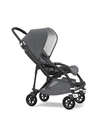 Bugaboo bee5 classic complete pram and pushchair – grey melange