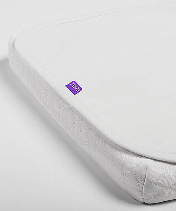 SnüzPod 3 waterproof crib mattress protector