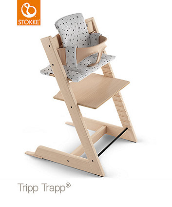 Stokke® Tripp Trapp® classic cushion - white mountains