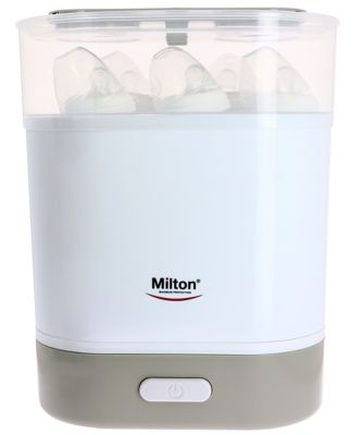 Milton 3-in-1 trio electric steam steriliser bottle and food warmer *exclusive to mothercare*