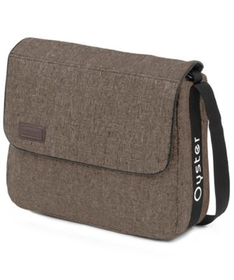 Oyster3 changing bag - truffle