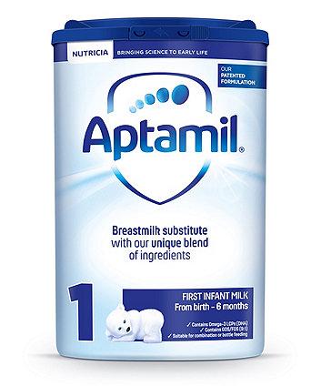 Aptamil 1 first baby milk formula from birth 800g
