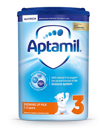 Aptamil 3 growing up milk formula 800g