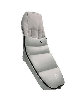 Bugaboo high performance footmuff - arctic grey