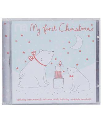 my first christmas cd