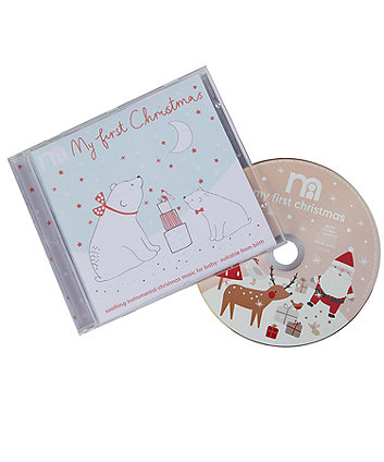 my first christmas cd