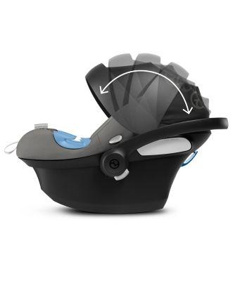 Cybex aton m i-Size car seat - urban black