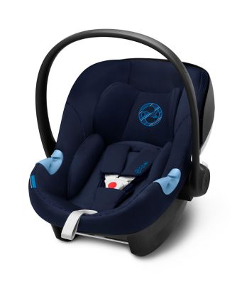 Cybex aton m i-Size car seat - indigo blue
