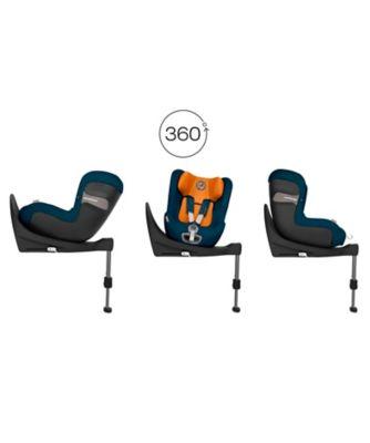 Cybex sirona s i-size car seat - premium black